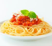 Jak zrobić spaghetti bez mięsa? Przepis na wegetariański makaron
