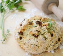 Chleb z gruszką i serem pleśniowym (na sodzie): oryginalny przepis