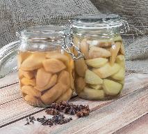 Gruszki w occie z cynamonem: owocowo i wytrawnie [sprawdzony przepisy]