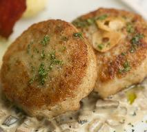 Kotlety grzybowe - pomysł na bezmięsny obiad