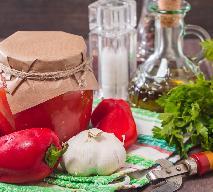 Papryka z czosnkiem na zimę: przepis na przetwory z papryki