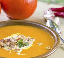 Pikantna zupa z dyni: przepis na jesienne chłody