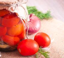 Pomidory marynowane po rosyjsku