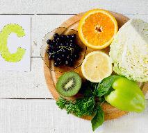 Witamina C - w jakich produktach spożywczych znajduje się witamina C?