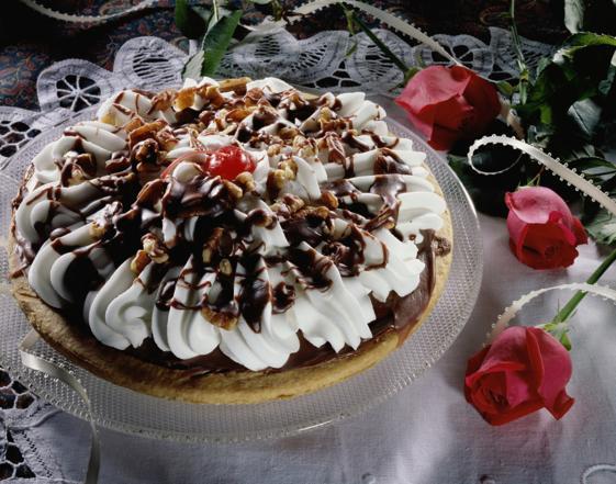 Ciasto Owocowy Raj: przepis siostry Anastazji