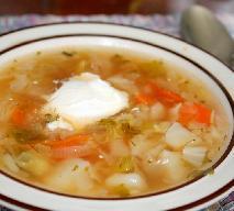 Wegetariański kapuśniak: smaczny i pożywny detoks dla każdego