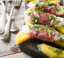 Szynka z mango - pyszna przekąska z egzotyczną nutą