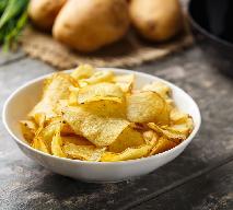 Domowe chipsy ziemniaczane: jak zrobić chipsy w piekarniku