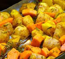 Pikantna dynia i ziemniaki z piekarnika: łatwe, tanie, pyszne danie na pocieszenie