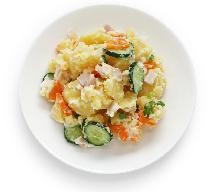 Koreańska sałatka ziemniaczana: łatwy przepis na sałatkę, którą zajadają się w Azji