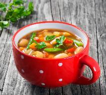 Zupa paprykowa z węgierską pastą - świetny przepis na pyszną zupę