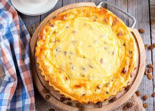 Obłędnie pyszny sernik bez mąki, tylko 3 składniki: genialny patent na ulubiony deser Polaków