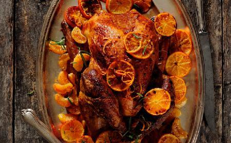 Soczysta kaczka z mandarynkami - smakowity przepis