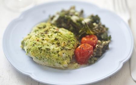Dorsz w zielonej pierzynce: przepis na wyśmienite, zdrowe danie