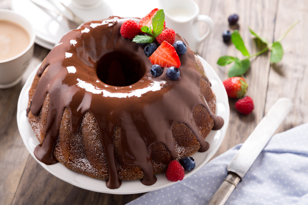 Polewa czekoladowa z 4 składników